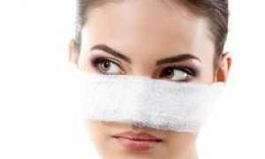 Hiloteraphy Treatment For Bruises and Swelling After Rhinoplasty