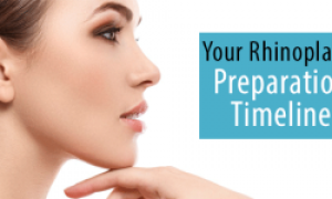 Preparation for Rhinoplasty