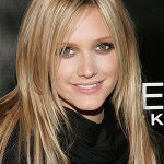 Ashlee Simpson' After Nose Job