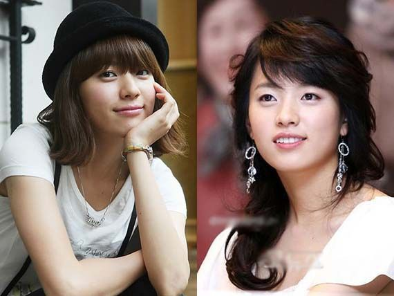 Han Hyo Joo Asian Nose Job