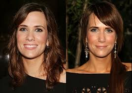 Kristen wiig Bad nose job