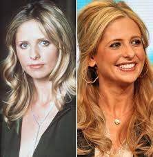 Sarah Michelle Gellar Bad Nose Job