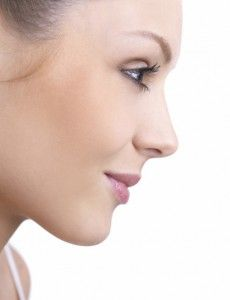 a perfect nose with rhinoplasty