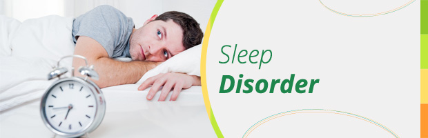 Sleep disorders affects on people health and quality of life
