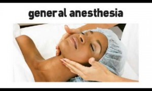 What You Need To Know About Rhinoplasty Anesthesia