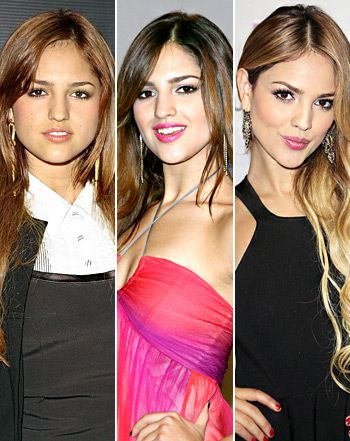 Eiza Gonzalez nose job before and after