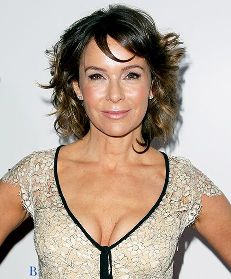 Jennifer Grey. she get a nose job before